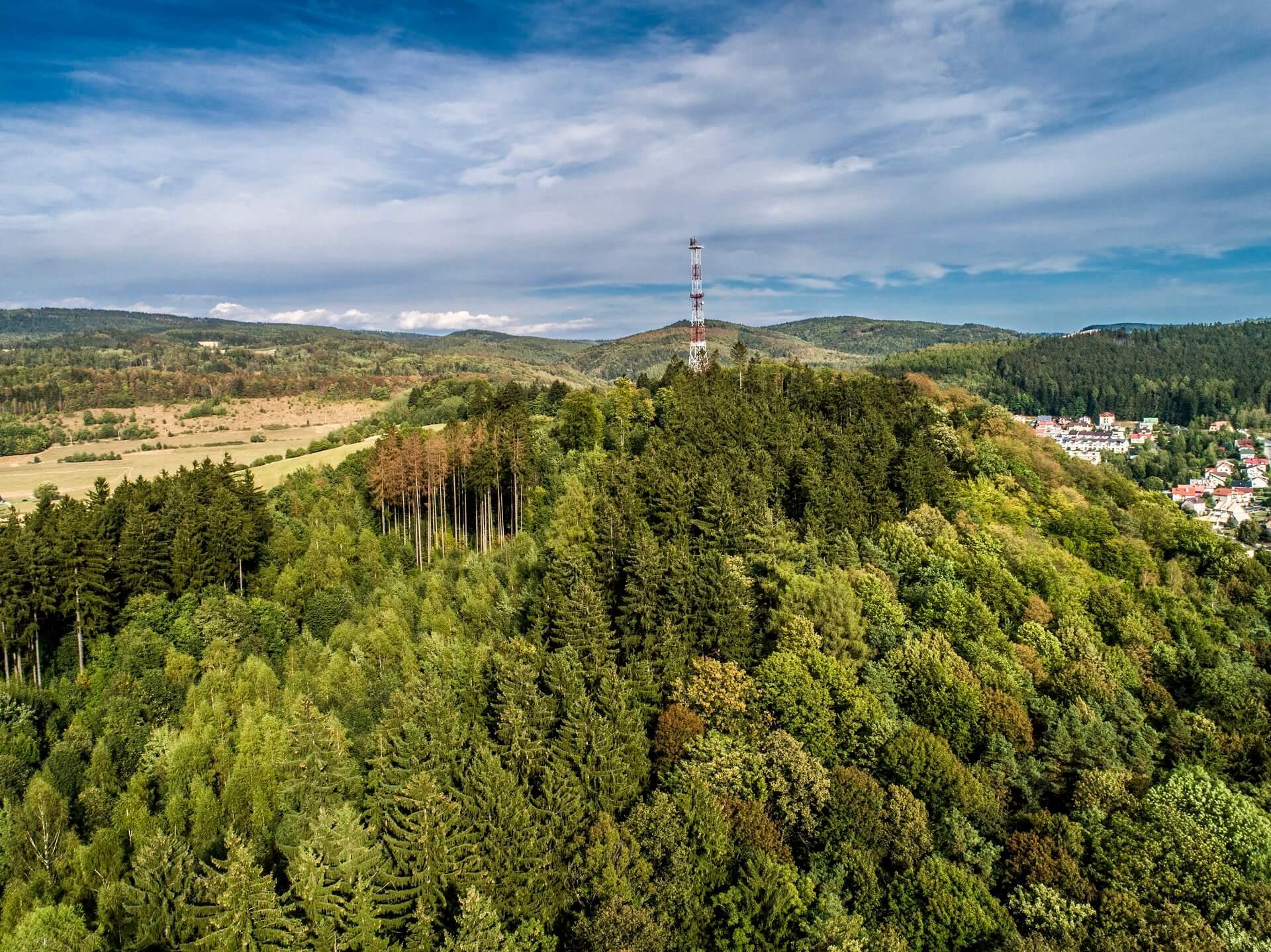 Góra Parkowa w Kudowie-Zdroju