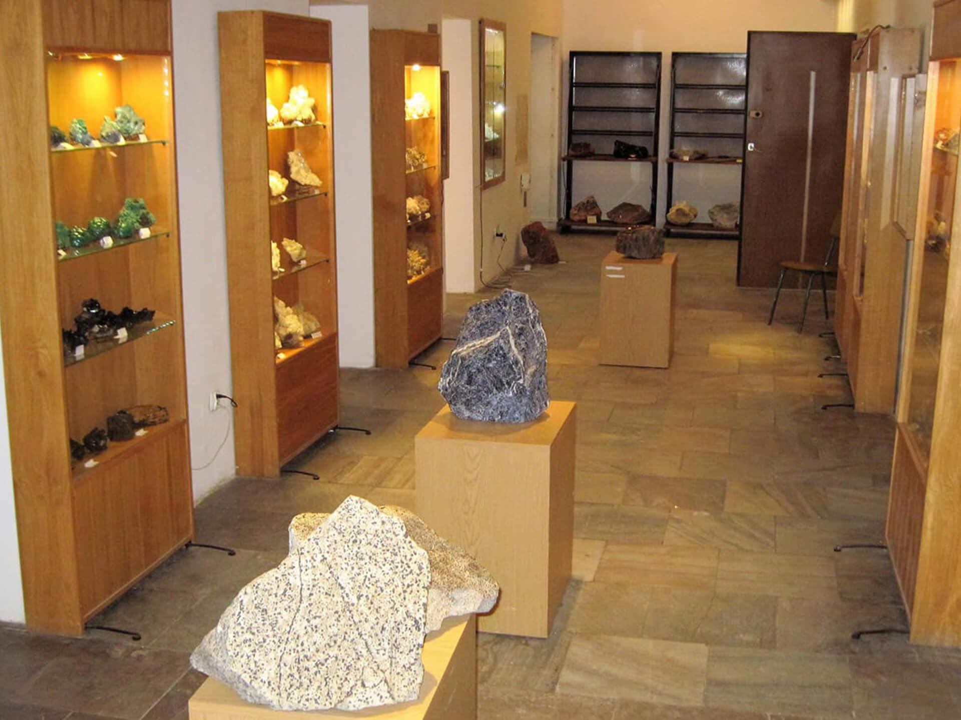 Muzeum Minerałów w Kudowie