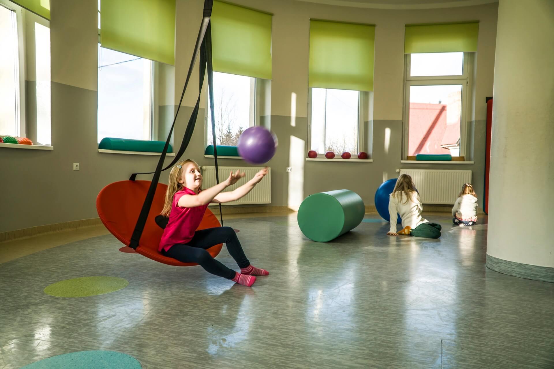 Szpital rehabilitacyjny hematologiczny dla dzieci w Kudowie-Zdroju