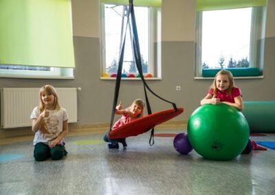 Sala gimnastyczna_Szpital Orlik