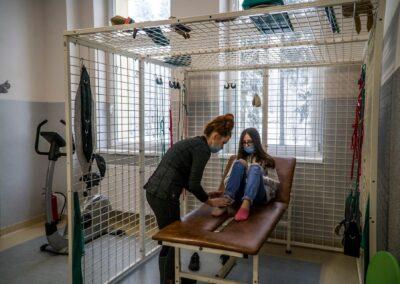 Szpital rehabilitacyjny hematologiczny dla dzieci Orlik