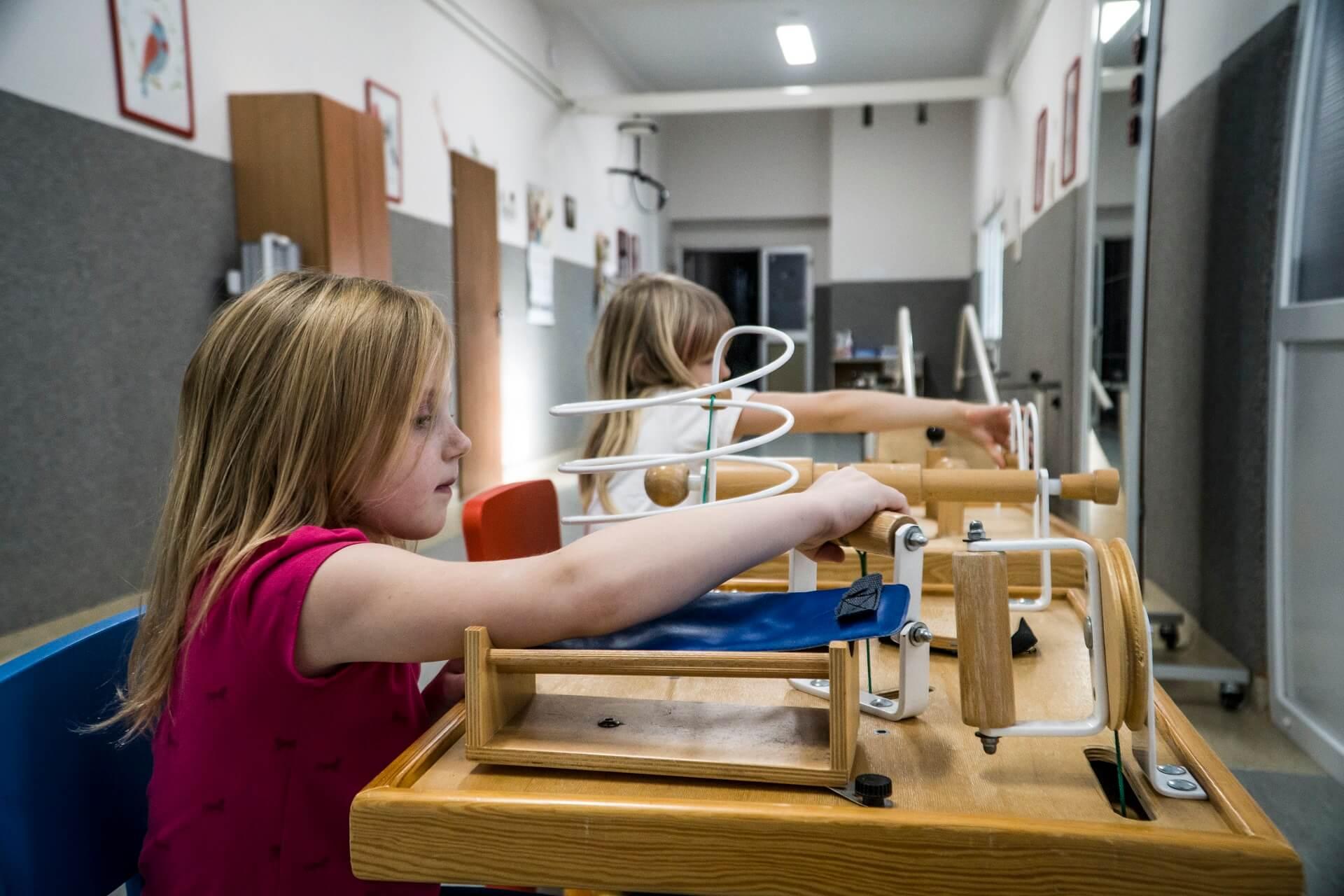 Szpital rehabilitacyjny hematologiczny dla dzieci