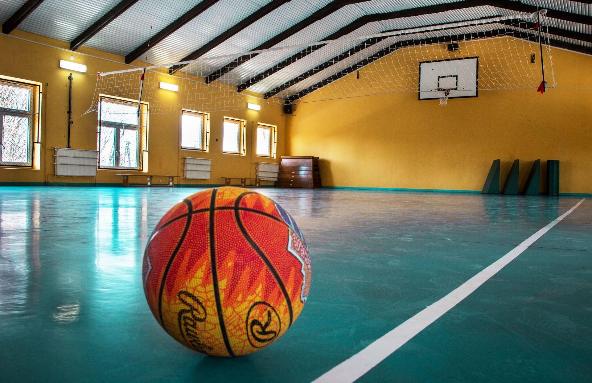 Szpital Orlik_sala gimnastyczna